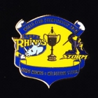 2010 WCC Storm v Leeds Pin Badge as1
