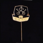 1980s Western Suburbs AFL Football Club Pin Badge