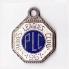 1967 Parkes Leagues Club Member Badge