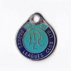 1981 Parkes Leagues Club Member Badge