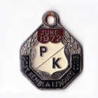 1971-72 Port Kembla Leagues Club Member Badge