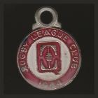 1984 Queensland Rugby League Club Member Badge