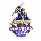 2009 Melbourne Storm NRL Premiers Pin Badge