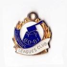 1980-81 Thirroul Leagues Club Member Badge