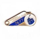 1976-77 Thirroul Leagues Club Associate Member Badge