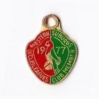 1977 Western Suburbs Newcastle Leagues Club Member Badge