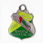 1985 Western Suburbs Newcastle Leagues Club Member Badge
