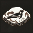 1963 Gould League of Bird Lovers NSW Member Badge Pin