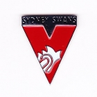 2006 Sydney Swans AFL Cashs Pin Badge