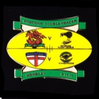 2011 RL Four Nations Double Header Pin Badge a