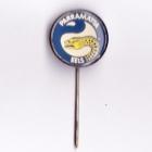 1994 Parramatta Eels NSWRL Silver Stick Pin Badge
