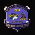 2010 WCC Storm v Leeds Pin Badge bn1