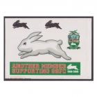 2008 South Sydney Rabbitohs NRL Member Stickers