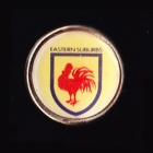 1992 Eastern Suburbs Roosters NSWRL Billy Tea Pin Badge