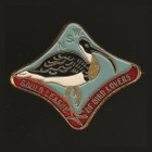 1960 Gould League of Bird Lovers NSW Member Badge Pin
