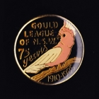 1985 Gould League NSW 75th Anniversary Badge Pin