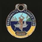 1962 Parramatta Leagues Club Member Badge