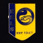 2011 Parramatta Eels NRL Year Established Home Pin Badge