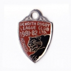 1981-82 Penrith Leagues Club Member Badge