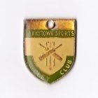 1980s Bankstown Sports Cricket Club Member Badge