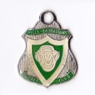 1980-81 Hills Barbarians Cricket Club Member Badge