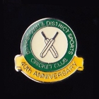 1992 Bankstown District Sports Cricket Club Pin Badge
