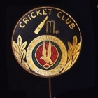 1980s Cronulla Workers Cricket Club Pin Badge
