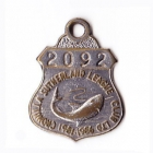1981-86 Cronulla Sutherland Leagues Club Member 5 Year Badge