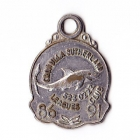 1986-91 Cronulla Sutherland Leagues Club Member 5 Year Badge