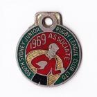 1969 South Sydney Juniors Leagues Club Associate Member Badge