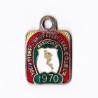 1970 South Sydney Juniors Leagues Club Associate Member Badge