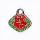 1975 South Sydney Juniors Leagues Club Associate Member Badge