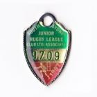 1987 South Sydney Juniors Leagues Club Associate Member Badge