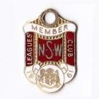 1961 NSW Leagues Club Member Badge
