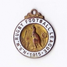 1915 NSW Rugby Football League Member Badge