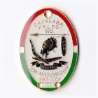 2004 Capabala Junior Rugby League Football Club Member Badge