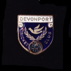 1972-73 Devonport Cricket Club Pin Badge