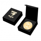 2014 Hawthorn Hawks AFL Premiers Medal Pin Badge
