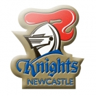2014 Newcastle Knights NRL Logo LE Pin Badge