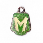 1969 Maitland Leagues Club Member Badge