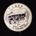CENEF Button Badge 33mm 1s