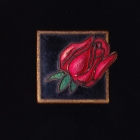 Rose Day Stick Pin 10s