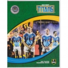 2007 Gold Coast Titans NRL Stamp and Medallion Pack