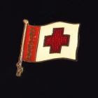 Red Cross Clasp Pin £5