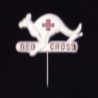 Red Cross Stick Pin 20c
