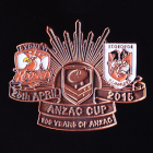 2005 New Zealand Knights A-League Trofe Pin Badge