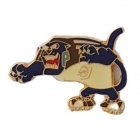 1984 Penrith Panthers NSWRL Mascot Perfection Pin Badge