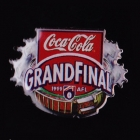 1999 AFL Grand Final Coca Cola Pin Badge