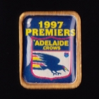 1997 Adelaide Crows AFL Premiers Pin Badge v2