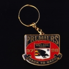 1997-1998 Adelaide Crows AFL Premiers Keyring Badge